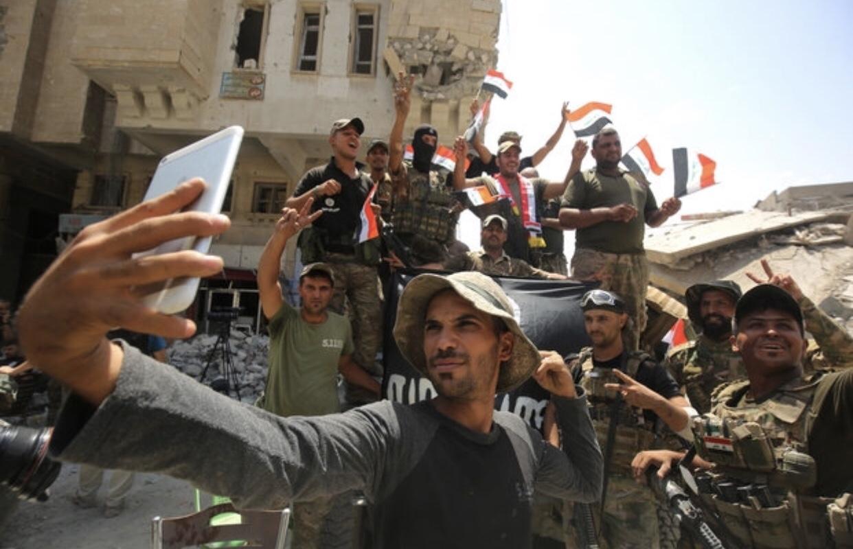 Eliminating ISIS Reprobates
