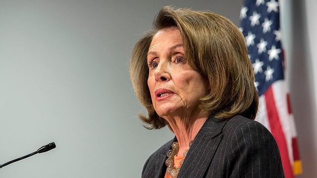 Nancy Pelosi's Ashes?