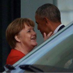 Obama & Merkel Doing Their Best Joe Biden