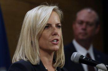 DHS Secretary Resigns