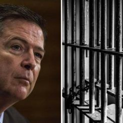 James Comey is Going to Jail