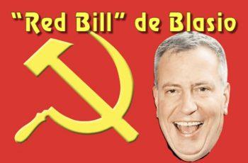 Comrade Bill de Blasio