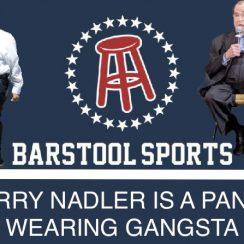 Jerry Nadler is a Pants Wearing Gangsta