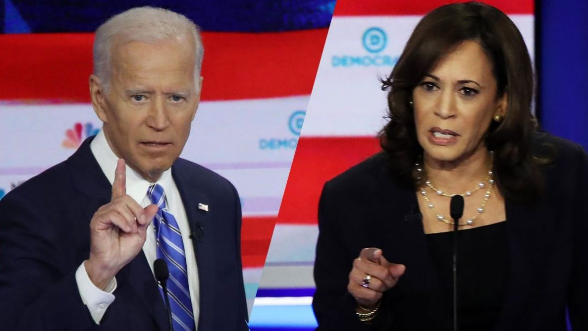 Historic Pick: Biden Chooses Kamala Harris
