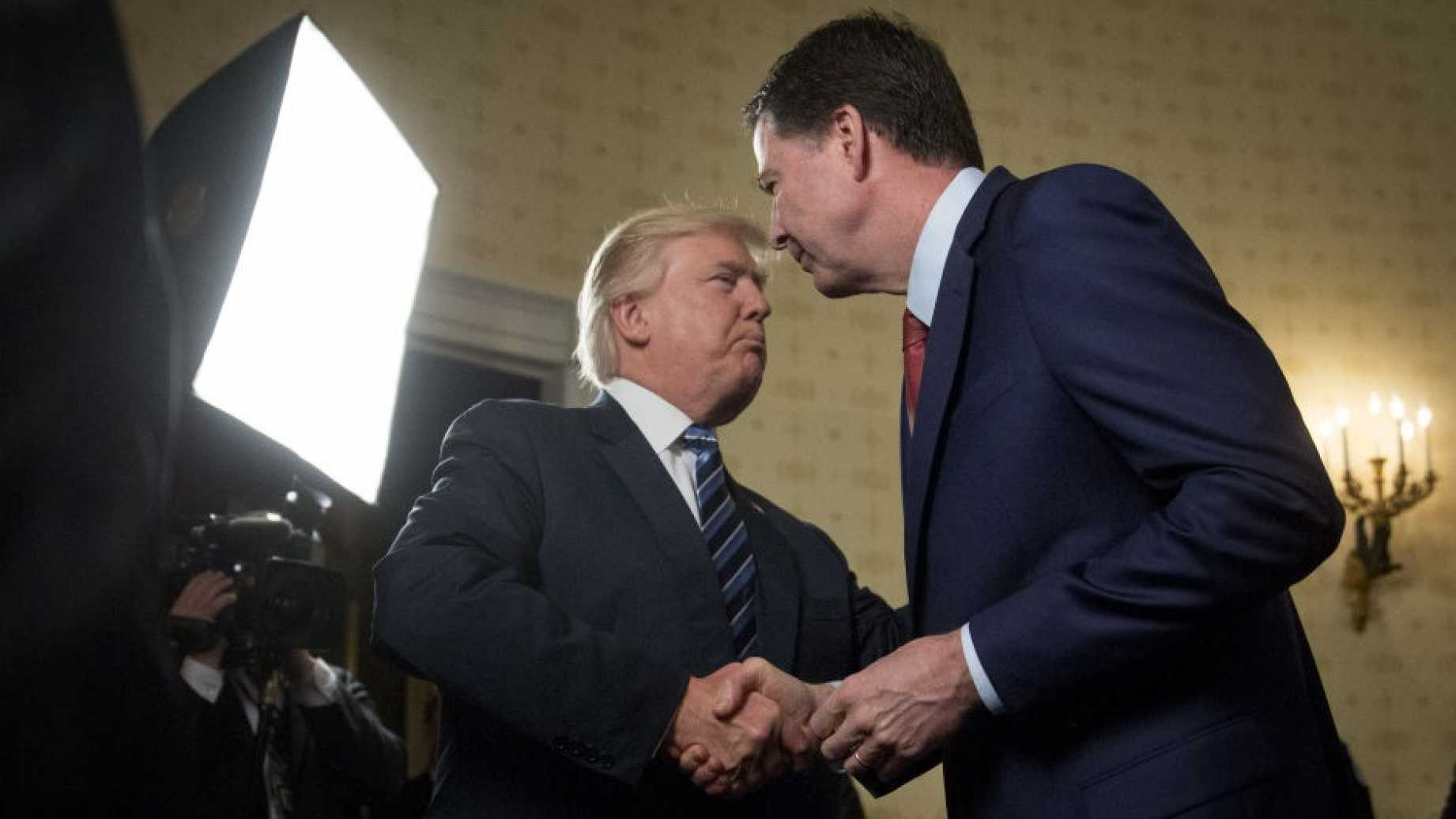 Justice Dept. Watchdog Has Evidence Comey Probed Trump, on the Sly