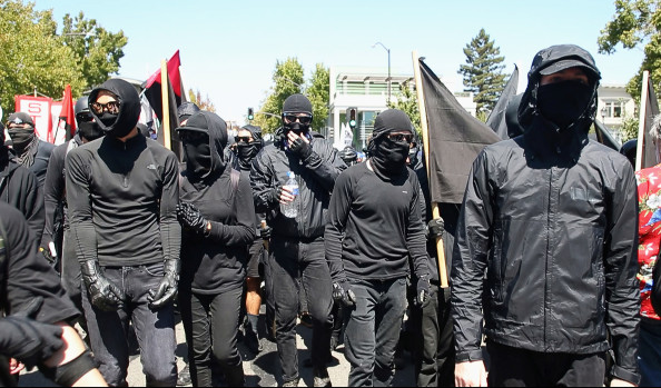 ANTIFA A TERROR GROUP