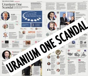 Uranium One Scandal