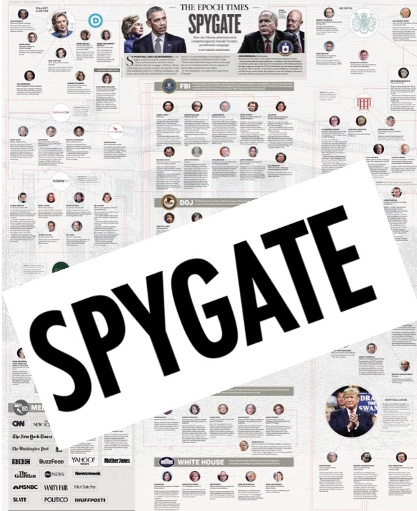 Pay to Play, Uranium One Scandal, Spygate, Beyond the Memo, and The Insurance Policy
