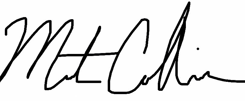 Mort Collin Signature
