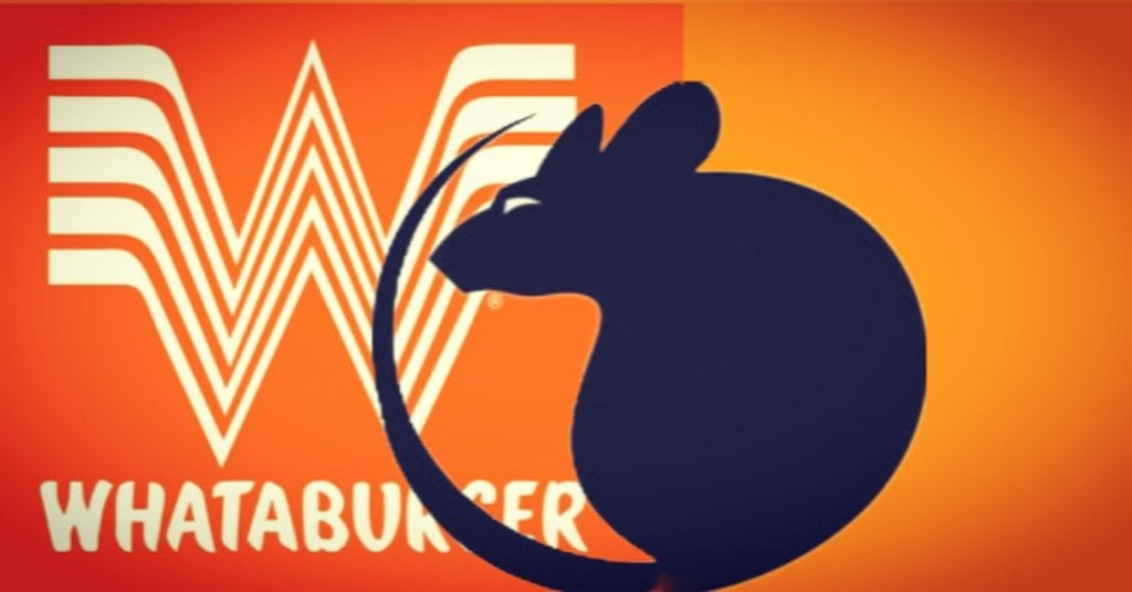 VIRAL VIDEO: Rat Deep Fried at Whataburger