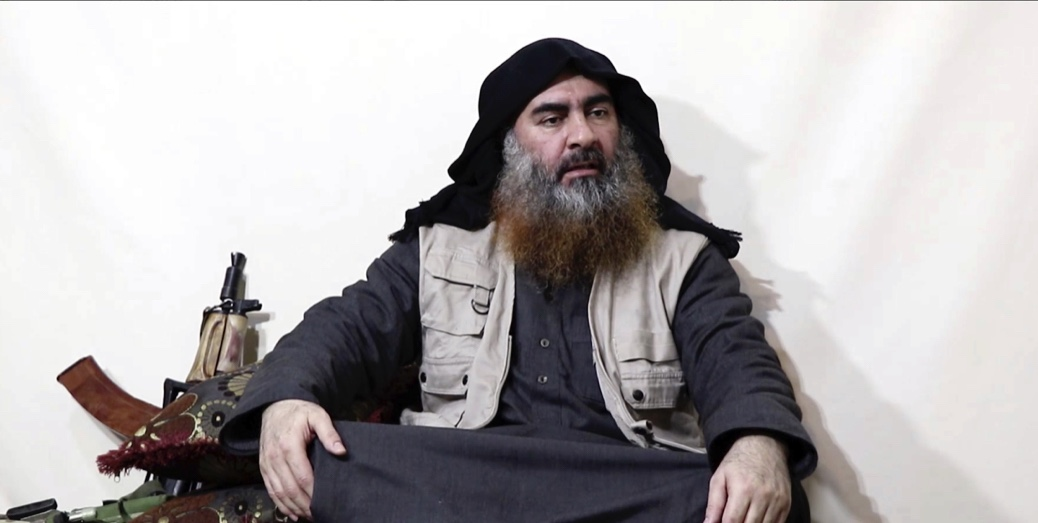 Abu Bakr al-Baghdadi Died the Same way he Lived - Like a Bitch