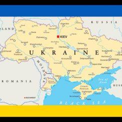 Is Ukraine in Russia?