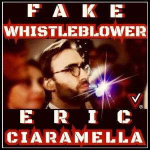Whistleblower is Eric Ciaramella