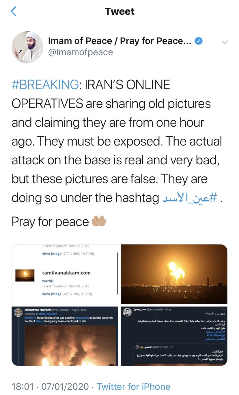Iran is Weak