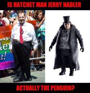 Jerry Nadler Penguin