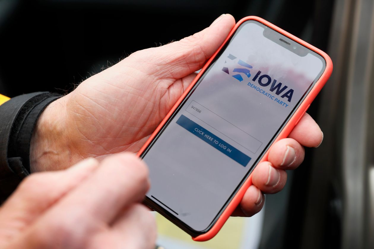 The Shoestring App Developer Behind the Iowa Caucus Debacle
