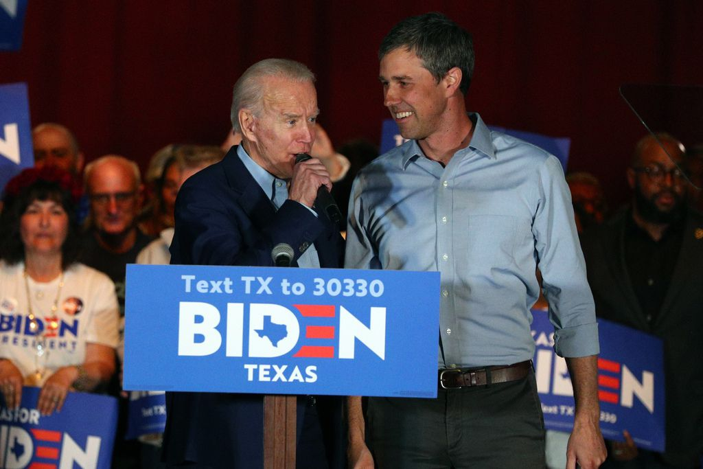 Biden and Beto
