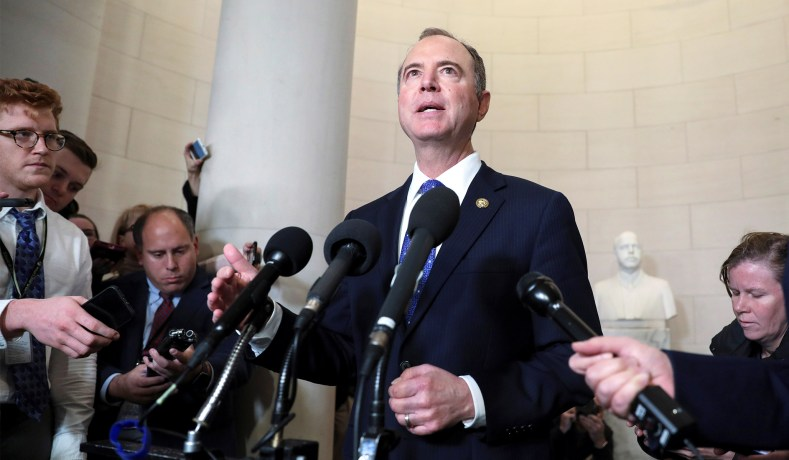 Connecticut man Threatens to Kill Adam Schiff