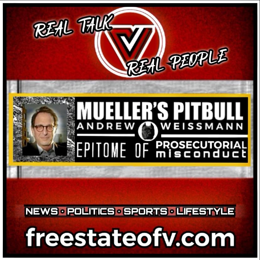 Andrew Weissmann Mueller's Pitbull
