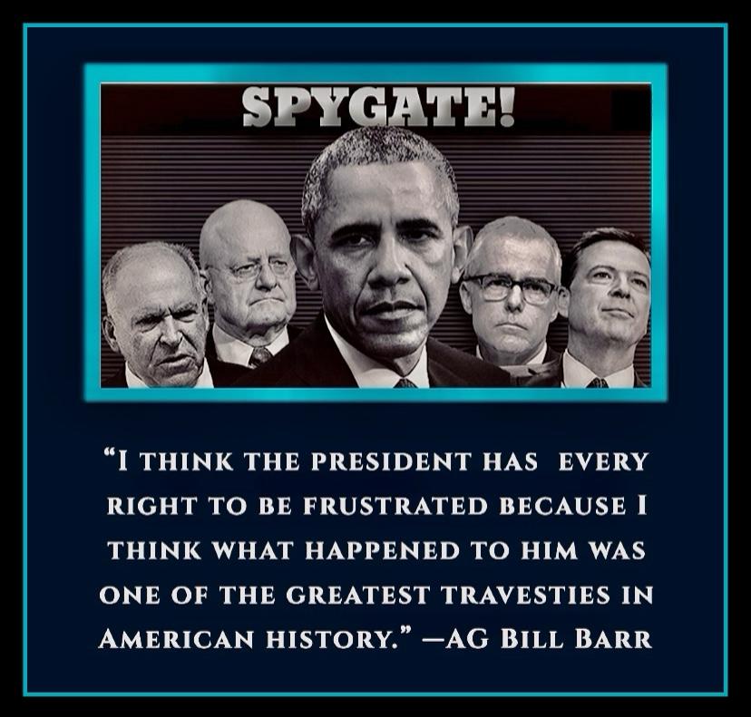 Obama's Hammer Snagged Flynn