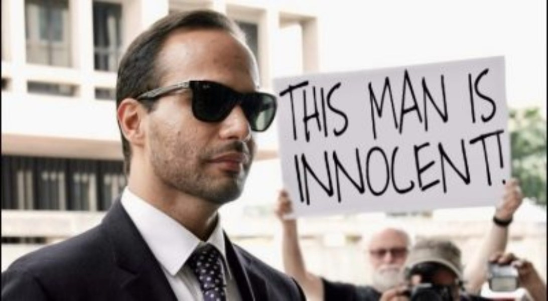 George Papadopoulos Set Up by FBI