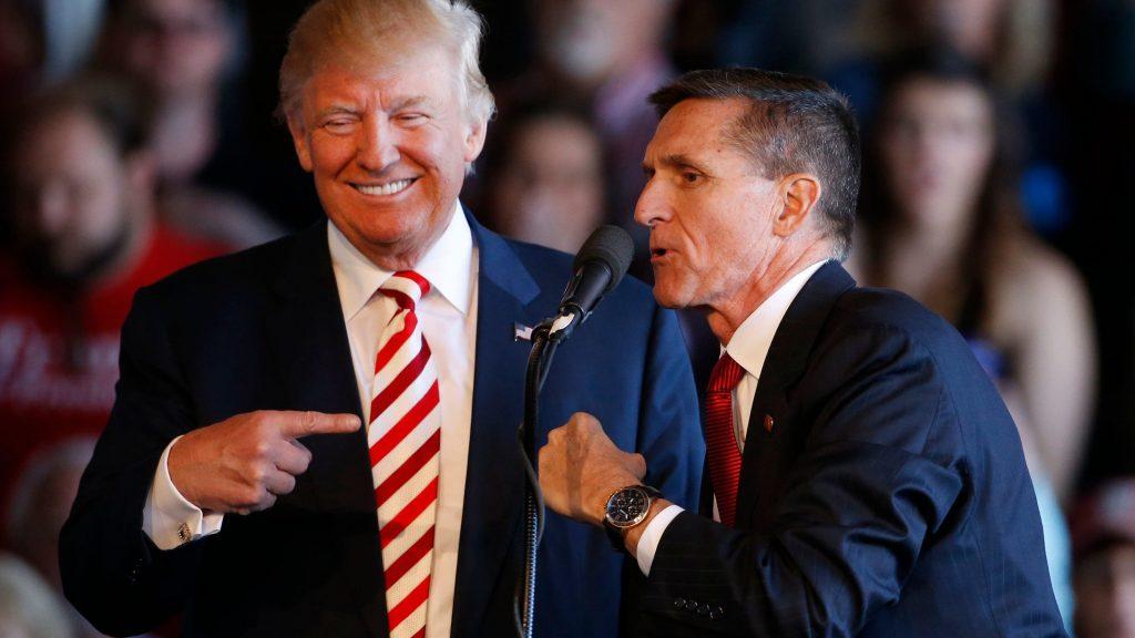 Flynn Pardoned to Destroy Deep State