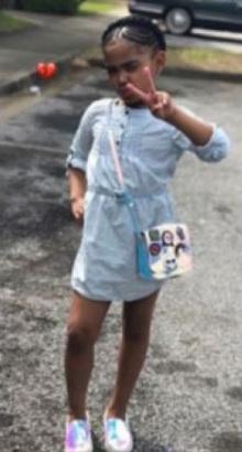Black Lives Matter Murders 8 Year Old Girl