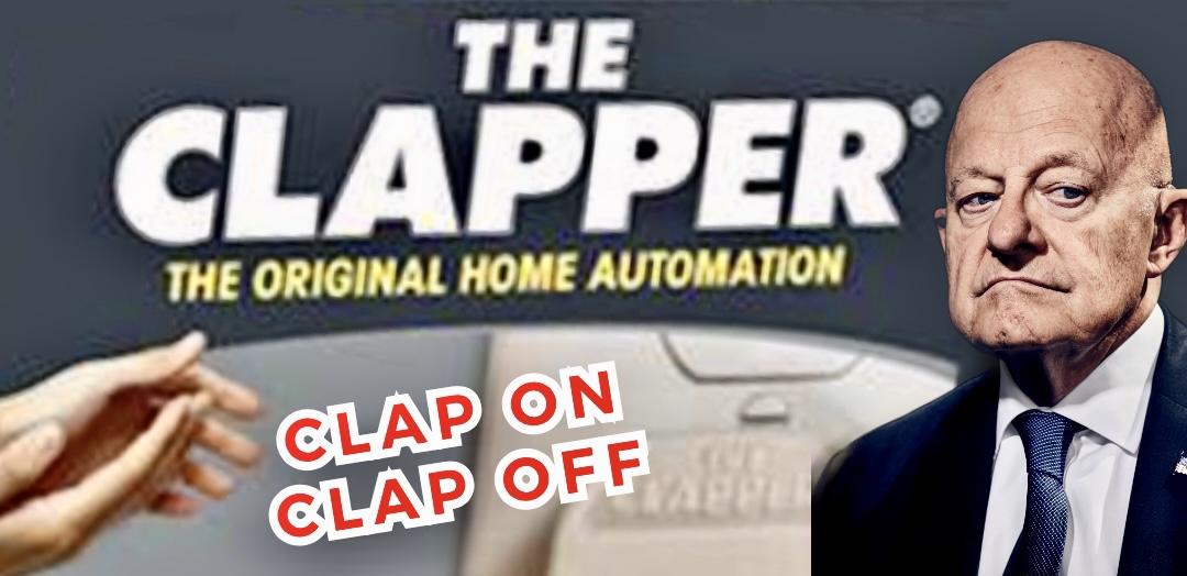 James Clapper Tells All