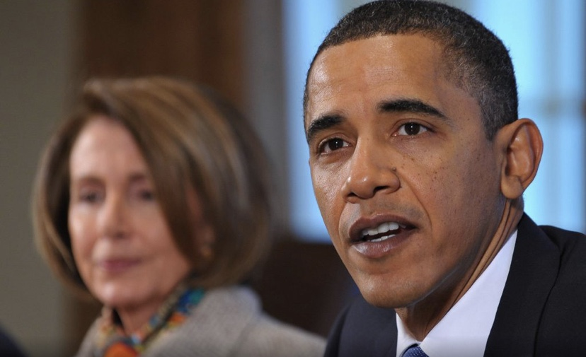 Obama and Pelosi Didn't Win Elections in the Last Decade