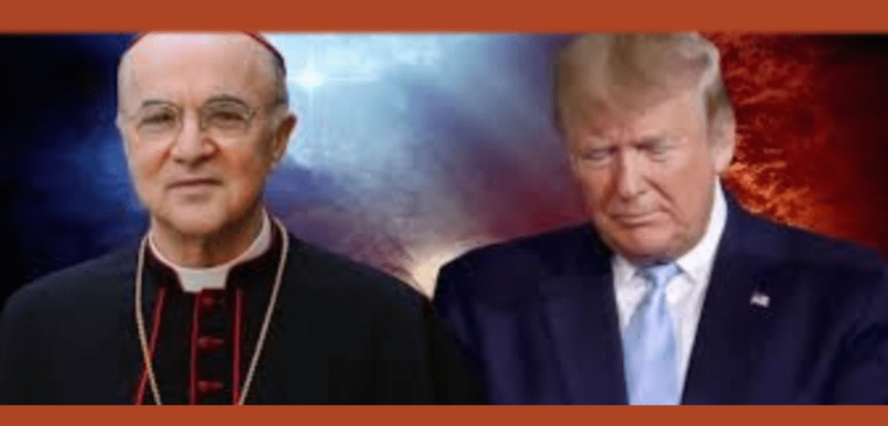 Archbishop Vigano's Letter to President Trump