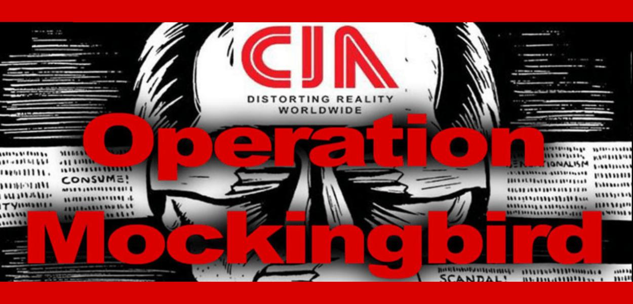 The CIA's Operation Mockingbird