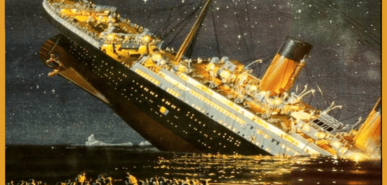The Federal Reserve, The Titanic & The Jesuits